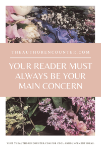 calm images about reader concern
