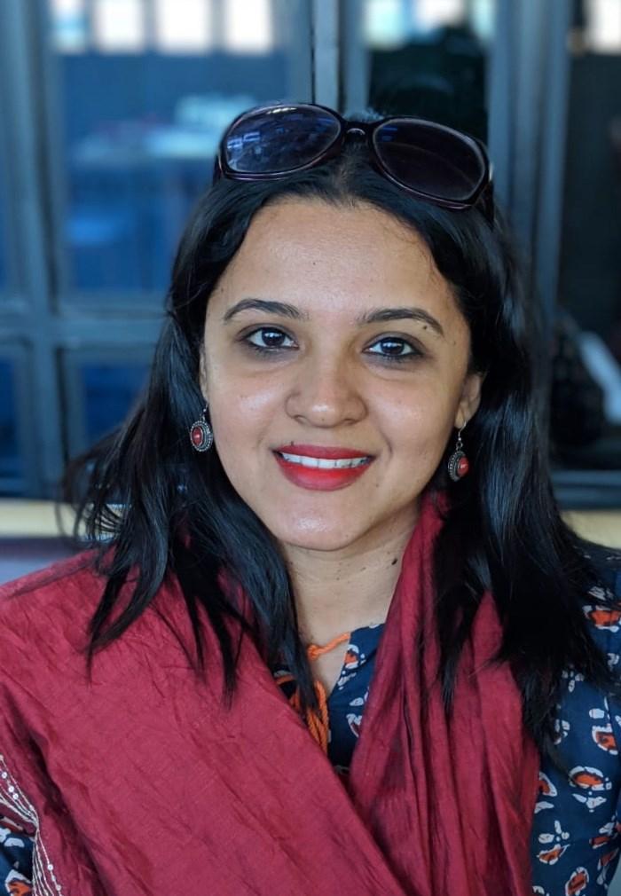 Apeksha Rao Book reviewer