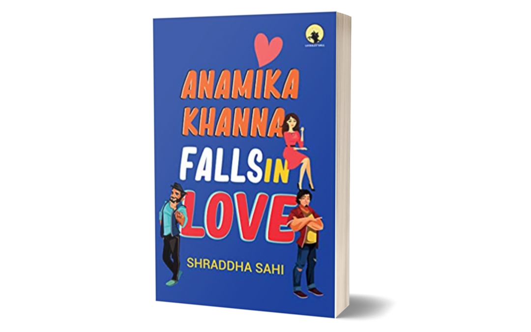 Book Blitz for Anamika Khanna Falls in Love