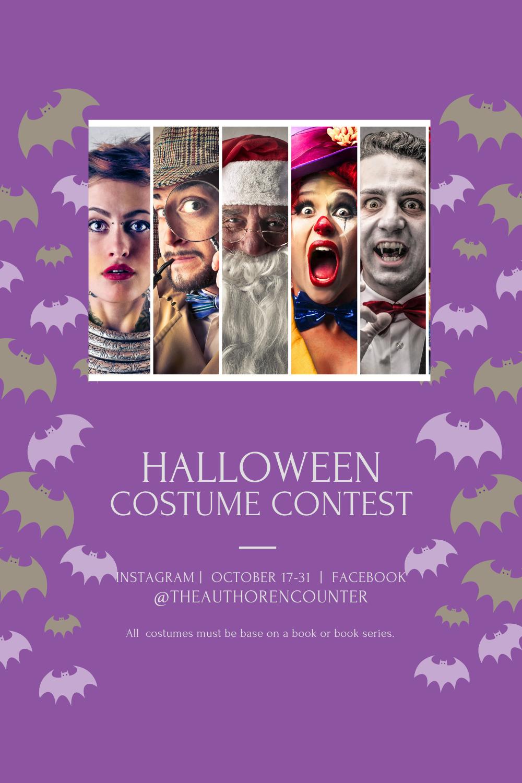 pinterest image for Halloween Contest