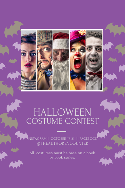 flyer for Halloween Costume contest