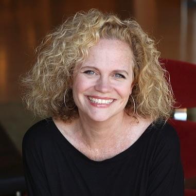 professional image of American screen writer Meg La Fauve