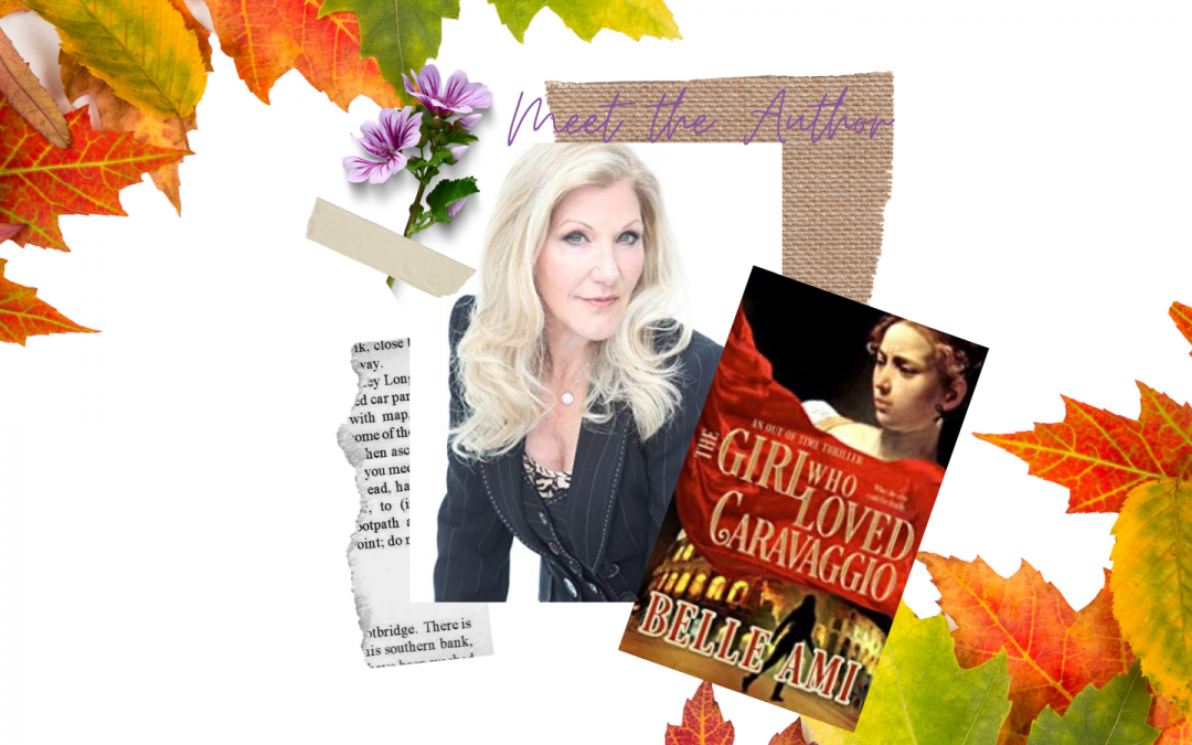 Meet the Author Belle Ami