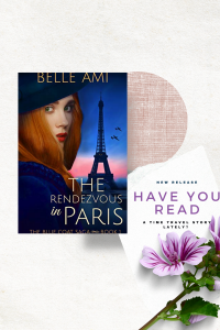 image of the cover of the new release from author belle Ami