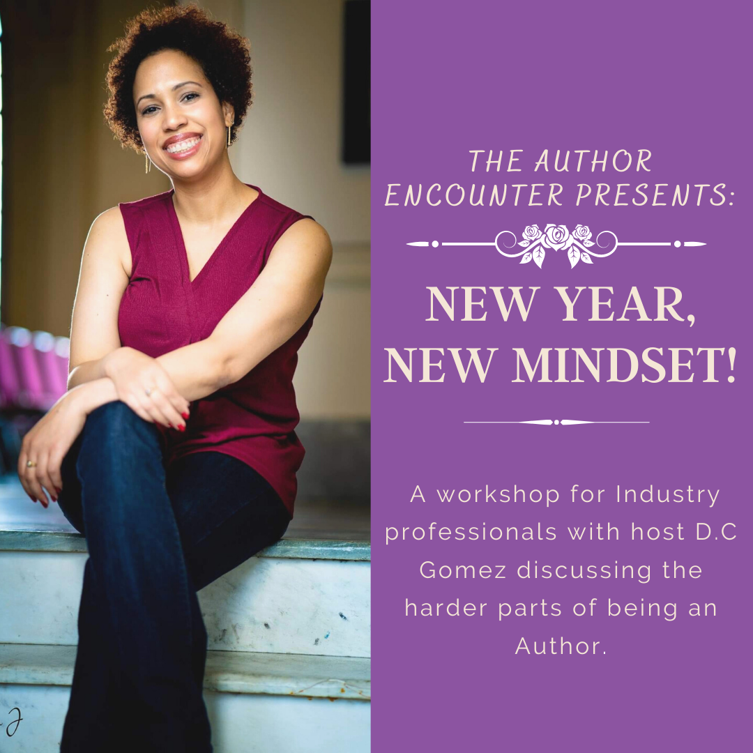graphic for New Year, New Mindset a workshop