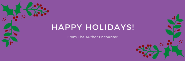 Happy Holidays from The Author Encounter
