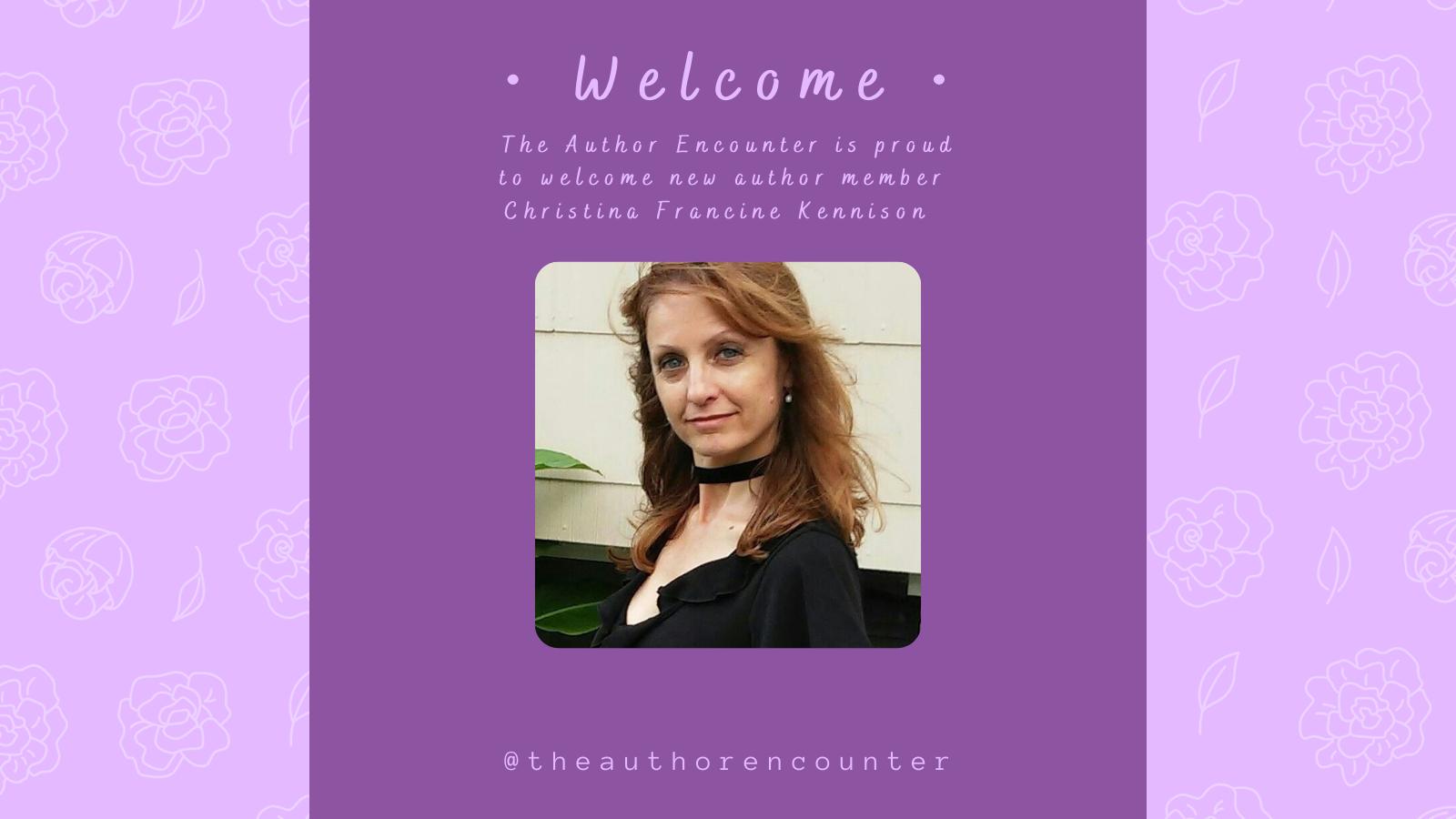 professional profile picture of author Christina Kennison