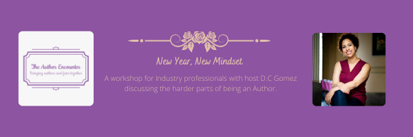 email header for New Year, New Mindset a professional workshop