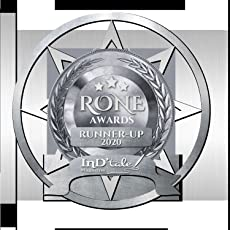image of a badge for the 2020 Rone awards
