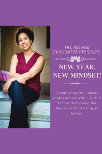New year New Mindset graphic for workshop