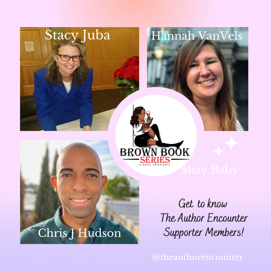 image of the author encounter supporter members