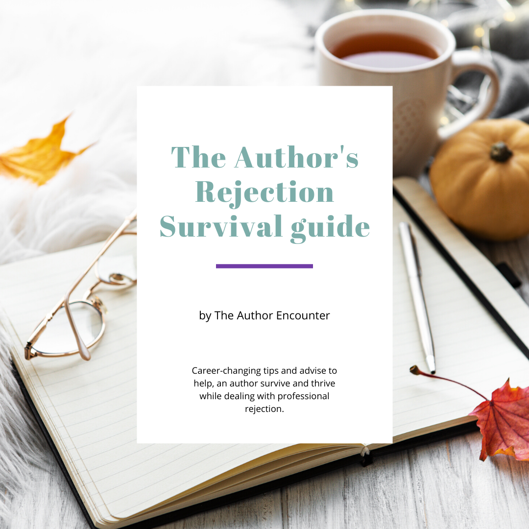 Thunbnail fof the image for the Author's Rejection Survival Guide