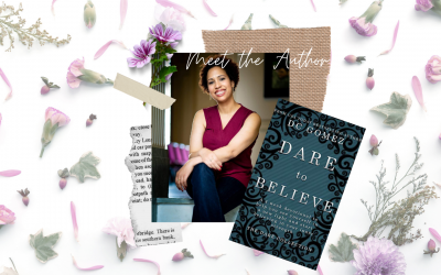 Interview with Author D.C. Gomez