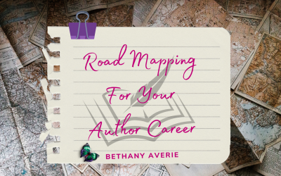 Road Mapping For Your Author Career