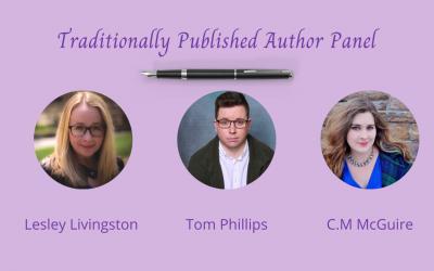 Traditionally Published Author Panel